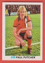 Luton Town Paul Futcher